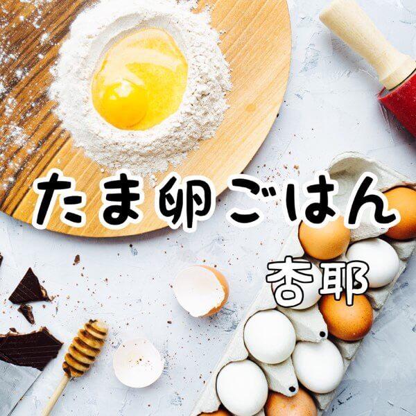 たま卵ごはん~おひとりぶん簡単レシピ~